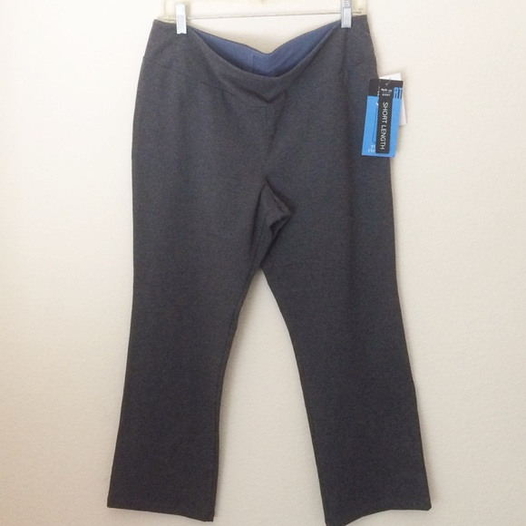 Style Co Sport Tummy Control Active Pants Nwt